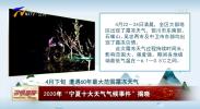 """2020年""""宁夏十大天气气候事件""""揭晓-20210113"""