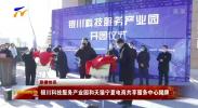 银川科技服务产业园和天猫宁夏电商共享服务中心揭牌-20210109
