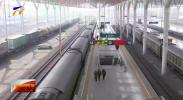 """春运""""迎""""小年 火车""""送""""平安-20210204"""