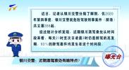 曝光台:银川交警 近期酒驾查处有啥特点?-20210223