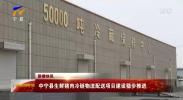 中宁县生鲜猪肉冷链物流配送项目建设稳步推进-20210317