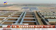 """宁夏:科技规划聚沙成塔 肉牛产业""""牛劲十足""""-20210309"""