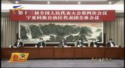 宁夏代表团举行全体会议审议有关决议草案-20210311