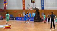 22支农民球队篮球争霸 优秀运动员将代表宁夏参加全运会-20210711