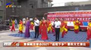 """青铜峡市举办2021""""送戏下乡""""惠民文艺演出-20210728"""
