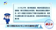 曝光台:银川交警发布2021年上半年交通事故分析-20210716