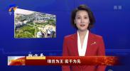 朔方平:项目为王 实干为先-20210825
