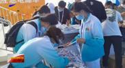 喜迎中阿博览会  展现青春风采 中阿博览会志愿者今天全部上岗-20210817
