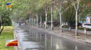 宁夏大部分地区迎来持续降雨-20210914