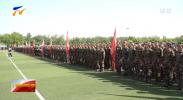宁夏大学2021级4920名新生全部通过军事技能考核-20211003