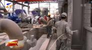 """贺兰县""""市县一体化""""集中供热项目正在加紧施工中 完成后将全面提升供热质量-20211005"""