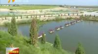 """""""一带一路""""相关国家人员在银川考察学习现代绿色水产养殖技术-2018年5月27日"""