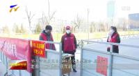 (黨旗在疫情防控一線高高飄揚)銀川市興慶區:黨員沖在前 抗擊疫情信心足-200205