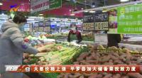 大葱价格上涨 平罗县加大储备菜投放力度-20210123