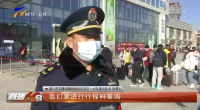 银川汽车站:加强疫情防控 确保旅客安全出行-20210123
