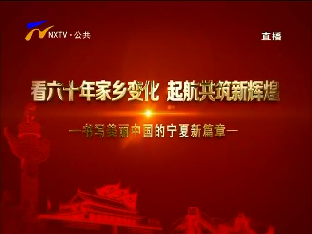 """辉煌六十载 共荣共奋斗""""庆祝自治区成立60周年壮美"""