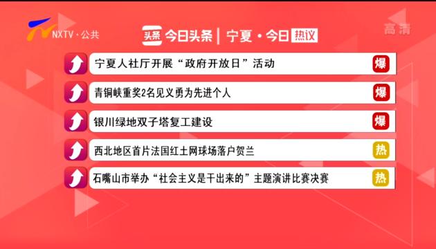 宁夏今日热议-20211019